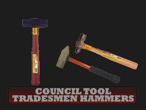 Council Tool Tradesmen Hammers