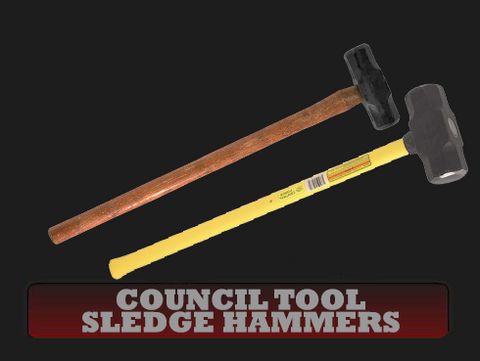 Council Tool Sledge Hammers