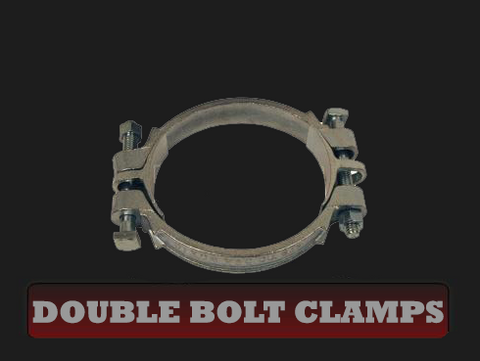 Double Bolt Clamps