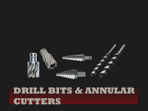 Drill Bits & Annular Cutters