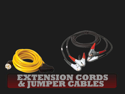 Extension Cords & Jumper Cables