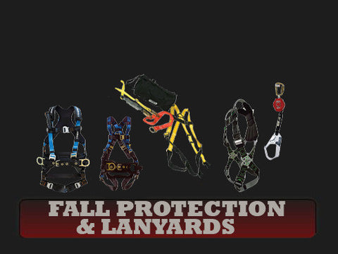Fall Protection & Lanyards