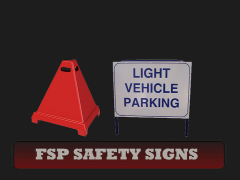 FSP Safety Signs