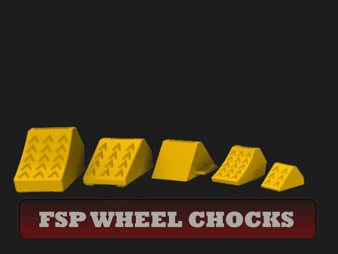 FSP Wheel Chocks