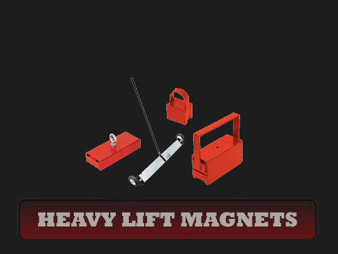 Heavy Lift Magnets