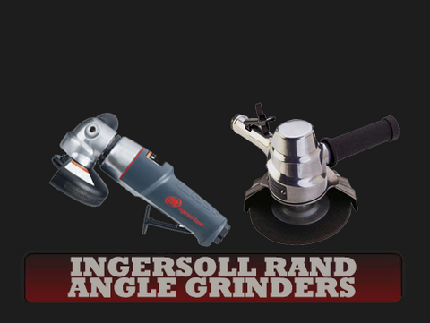 Ingersoll Rand Pneumatic Angle Grinders