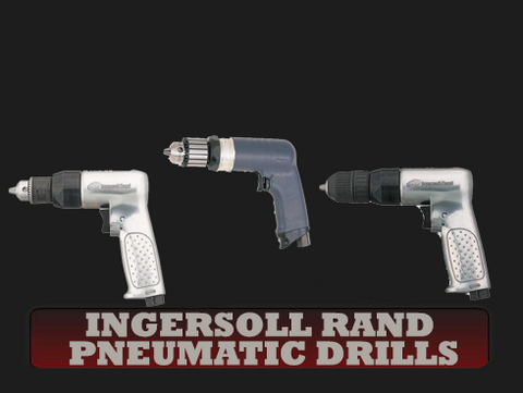 Ingersoll Rand Pneumatic Drills