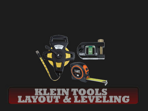 Klein Tools Layout & Leveling