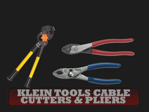 Klein Tools Cable Cutters & Pliers