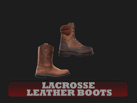 Lacrosse Leather Boots