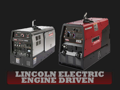 Lincoln Electric Engine Driven