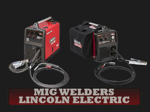 Lincoln Electric MIG Welders