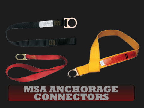 MSA Anchorage Connectors