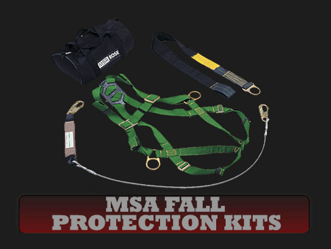 MSA Fall Protection Kits