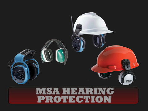 MSA Hearing Protection