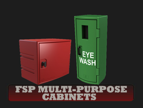 FSP Multi-Purpose Cabinets
