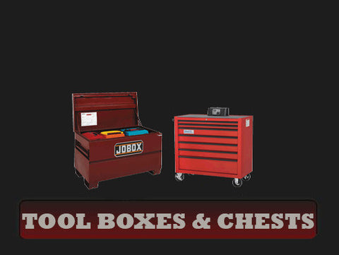 Tool Boxes and Chests