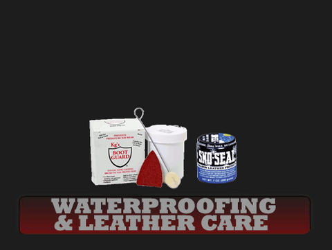 Waterproofing & Leather Care
