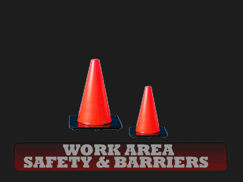 Work Area Safety & Barriers