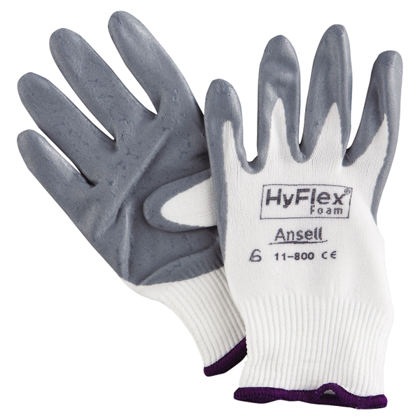 Ansell HyFlex Foam Gloves
