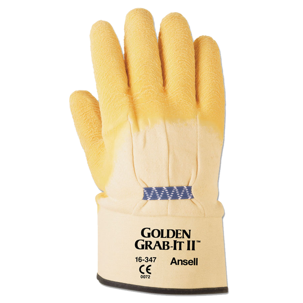 Ansell Golden Grab-It Gloves