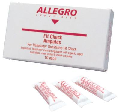 Allegro® FIT-CHECK AMPULES BANANAOIL FOR RESPIRA, 201