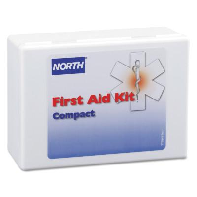 North by Honeywell Compact First Aid Kits, 26-Piece, Plastic Case, 019733-0020L