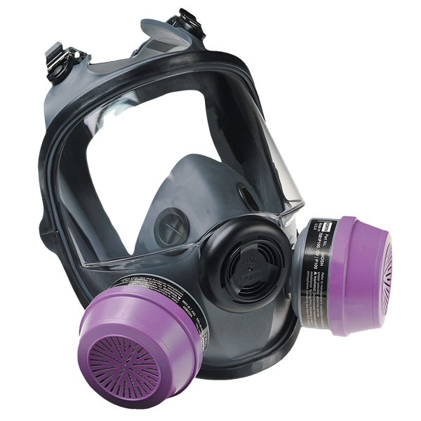 North By Honeywell 5400 Series Low Maintenance Full Facepiece Respirators - AMMC