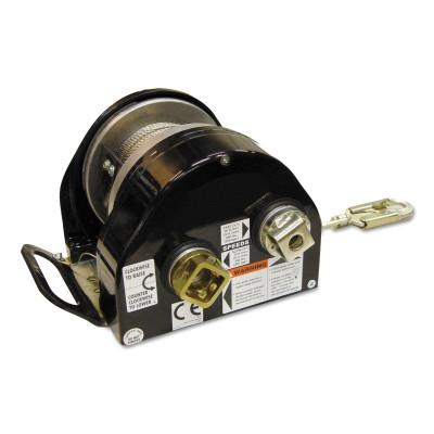 Capital Safety Advanced Digital 200 Series Winches, 140 ft, 450 lb Cap., 70007498192