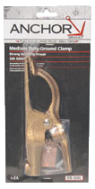 Anchor Copper Alloy Ground Clamps - AMMC - 1