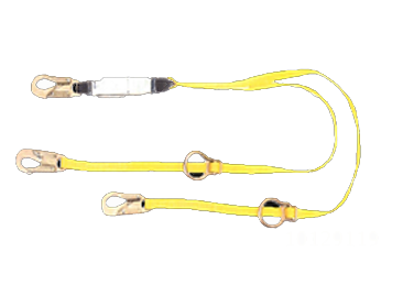MSA 10129118 Workman Energy-Absorbing Lanyards - AMMC