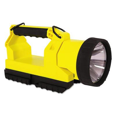 Bright Star Lighthawk LED Gen II 4 Cell Lanterns, 125/300 Lumens, Yellow, 120 V AC Adapter, 7612
