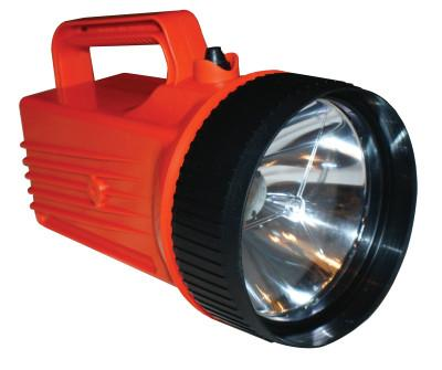 Bright Star LED WorkSAFE Waterproof Lanterns, 1; 4 6V (1); D (4), 90 lumens, 8050