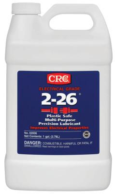 CRC 2-26 Multi-Purpose Precision Lubricants, 1 gal, Pail, 2006