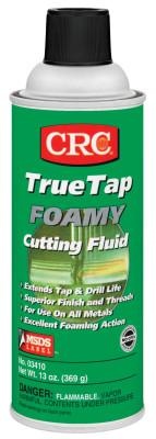 CRC TrueTap Foamy Cutting Fluids, 16 oz, Aerosol Can, 3410