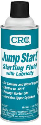 CRC Jump Start™ Starting Fluid with Lubricity, 16 oz, 5671