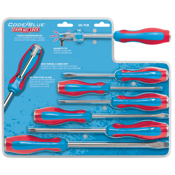 Channellock  Screwdriver Sets - AMMC