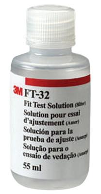 3M Respirator Accessories, Bitter Fit Test Solution, 7100004634