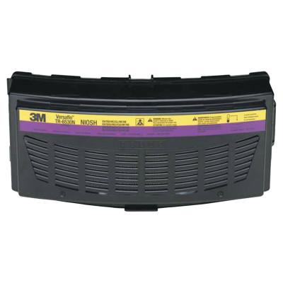 3M Versaflo HEPA Cartridges, Magenta/Yellow, 7100021007