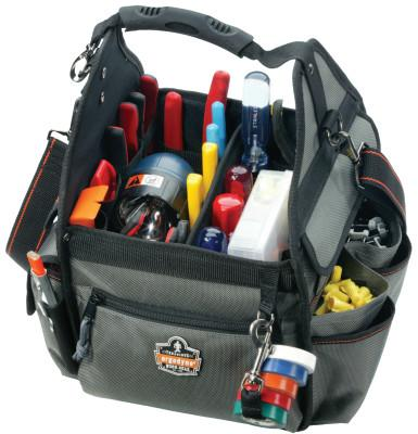 Ergodyne Arsenal 5840 Electricians Tool Organizers, 42 Compartments, 18 in X 11 in, 13740