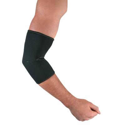 Ergodyne ProFlex 650 Neoprene Elbow Sleeve, Large, Black, 16574