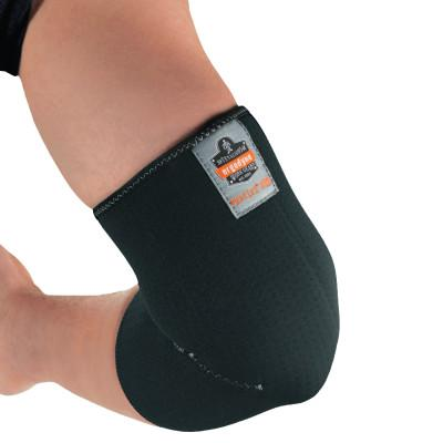Ergodyne ProFlex 650 Neoprene Elbow Sleeve, X-Large, Black, 16575