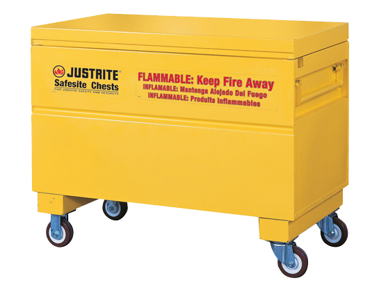 Justrite Safesite Flammable Safety Chest - AMMC