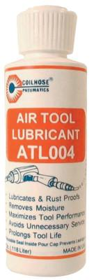 Coilhose Pneumatics Air Tool Lubricants, 4 oz, Bottle, ATL004