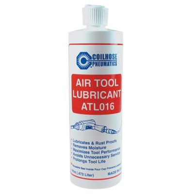 Coilhose Pneumatics Air Tool Lubricants, 16 oz, Bottle, ATL016
