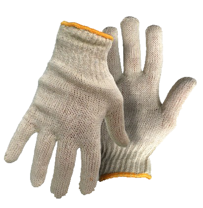 Boss 1JC1200 100% Cotton Reversible String Knit Gloves - AMMC