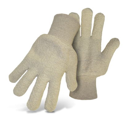 Boss 1TC2121 Cotton Terry Cloth Medium Weight Reversible Glove - AMMC