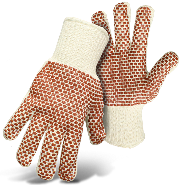 Boss 1TN4100L 2-Ply Cotton Terry Cloth Gloves - AMMC