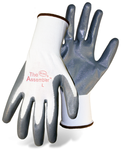 Boss 1UH7800 The Assembler Palm Dipped Glove - AMMC