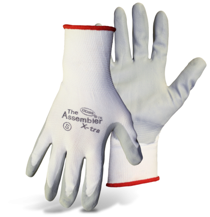 Boss 1UH7805 The Assembler X-TRA Palm Dipped Gloves - AMMC